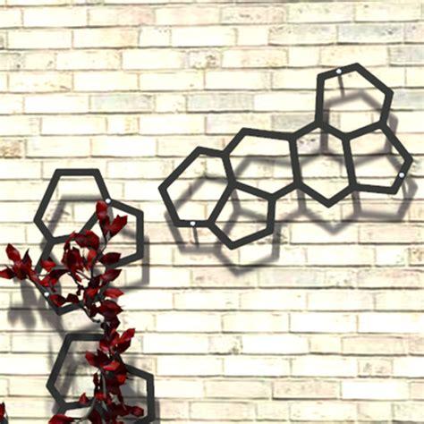 Rankgitter Metall Modern by Garten Im Quadrat Onyx Rankhilfe Modernes Rankgitter
