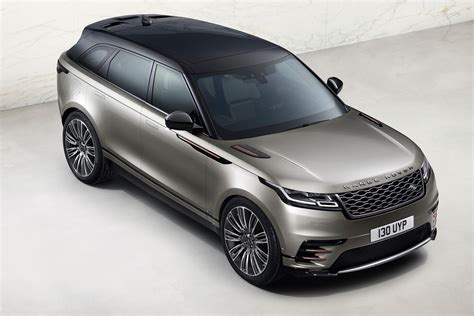 Land Rover Range Rover Velar Picture by New Range Rover Velar Suv Official Pictures Auto Express
