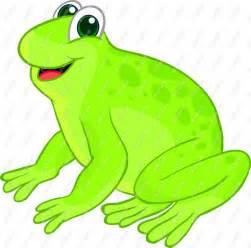 Cartoon Frog Clip Art