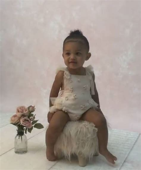 Insiders say there is a lot of love there still between the two of them. Stormi Webster Tries to Say Her Own Name in Adorable Video - Celebrity