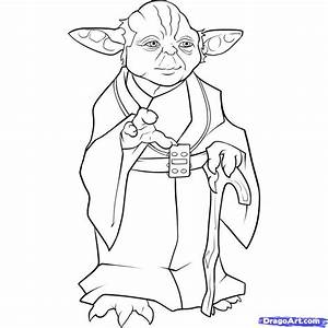 Yoda coloring page | party ideas | Pinterest | Coloring ...