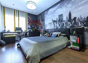 boy39s room design ideas for every age and situation With interior design for teenager rooms