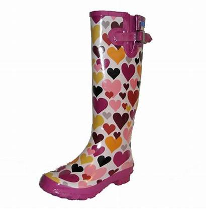 Boots China Rain Rubber Printed Ladies Very
