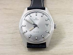 1969 Omega Geneve Manual Watch With Date