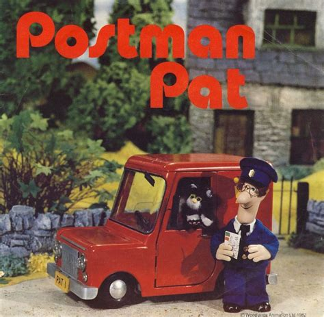 1000 images about postman pat on the postal service post office and saturday morning