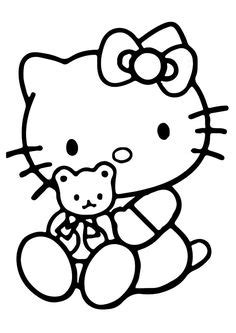 color hellokitty images   coloring pages