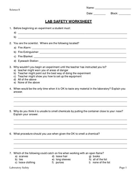 images  lab equipment worksheet answers