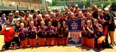 north davidson softball team wins state championship