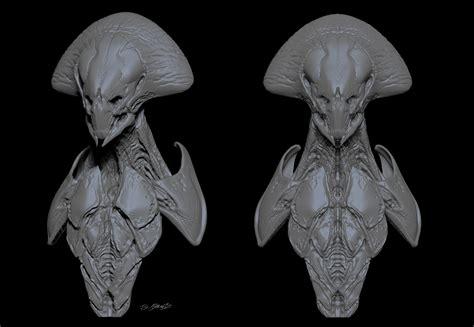 Jerad Marantz - Guardians of the Galaxy: Sakaaran Design ...