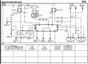 2003 Mazda Protege Wiring Diagram