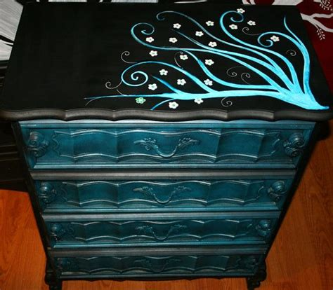 distressed leather sofas for best 25 painted furniture ideas on 8745