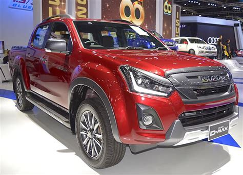 2019 Isuzu Dmax  Changes And Specs  Cars Review 2018 2019