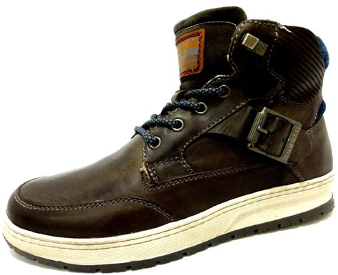 Shop on greenes shoes online shop for bugatti shoes, boots & trainers. Bugatti Lace-up Boots Men 321334543200-1100 Grey | shoesyouwant