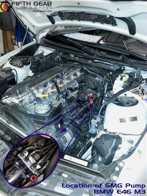 small engine maintenance and repair 2006 bmw m roadster security system bmw e46 m3 smg pump assembly failure diagnosis and replacement fifth gear automotive