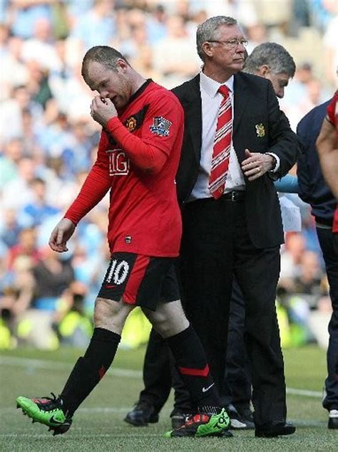 Manchester United manager confirms striker Wayne Rooney is ...