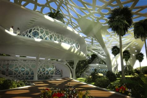 'a Palace For Nature' Kills The Idea That Rich Arabs Aren