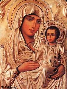 January 1st – Solemnity of Mary, Mother of God – SWORDS of ...