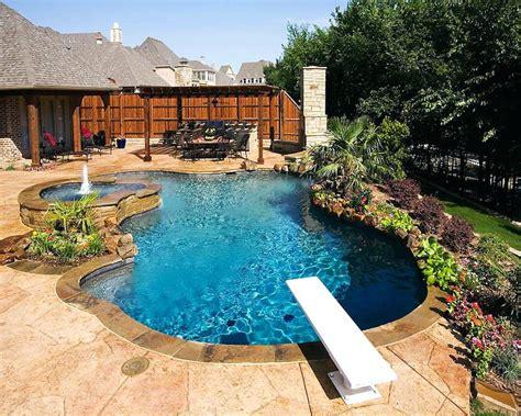 pool landscaping ideas mathifoldorg