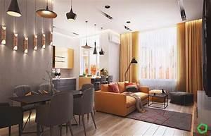 Deco Design Salon : une d co salon de toute fraicheur aux touches printani res ~ Farleysfitness.com Idées de Décoration