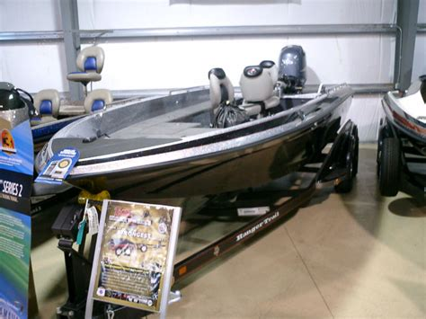 Ranger Aluminum Tiller Boats by 2012 Ranger 620vs Used Walleye Boats For Sale Html