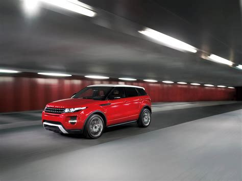 2018 Land Rover Range Rover Evoque 5 Door Photos Price