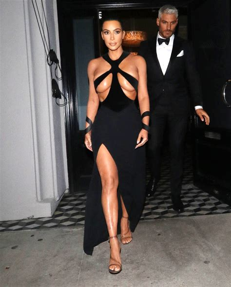 kim kardashian west wears archival thierry mugler