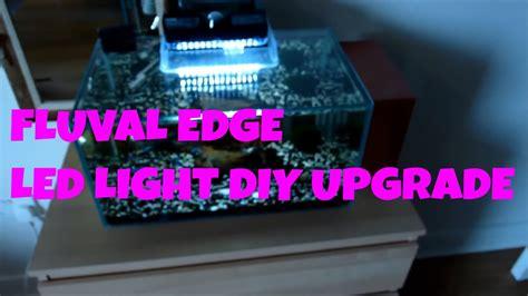 Fluval Edge Oem Led Light Upgrade Youtube