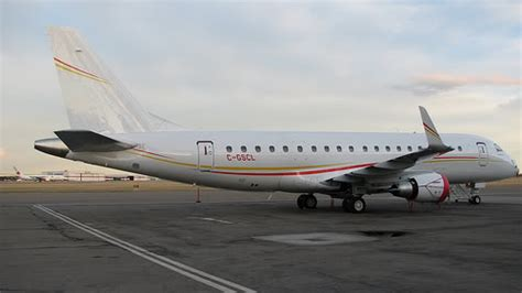 Shell Canada welcomes brand new Embraer 170-200LR