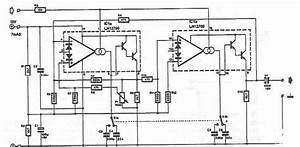 Sinusoidal Voltage Controlled Oscillator Circuit Diagram Electronic Project