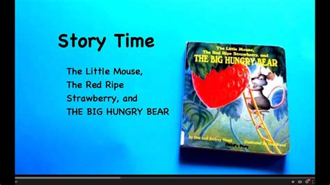 The Little Mouse, The Red Ripe Strawberry And