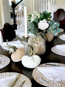 Exquisite, Velvet, Pumpkin, Fall, Tablescapes, Two, Ways