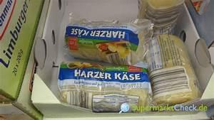 Preis Pro Gramm Berechnen : aldi s d harzer k se kalorien angebote preise ~ Themetempest.com Abrechnung