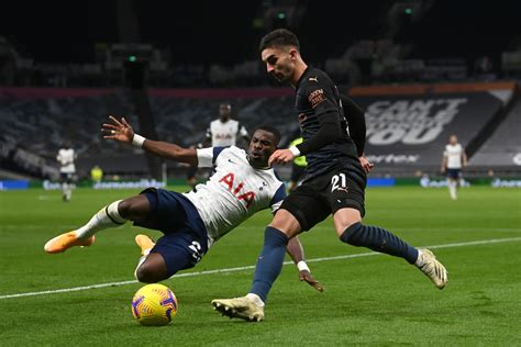 Serge Aurier is making life difficult for Matt Doherty at ...