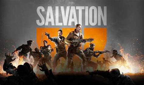 Black Ops 3 Dlc 4 Live  Salvation On Xbox One After