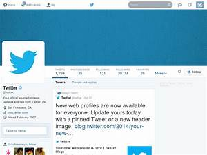 best photos of blank twitter template blank twitter page With blank twitter profile template