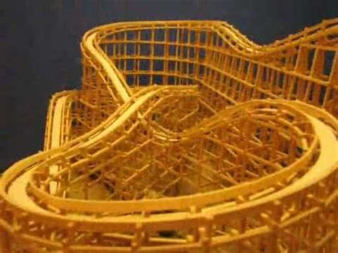 archimedes marble roller coaster  youtube