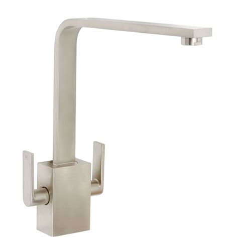 contemporary kitchen taps uk kitchen sinks taps rangemaster quadrant contemporary 5734