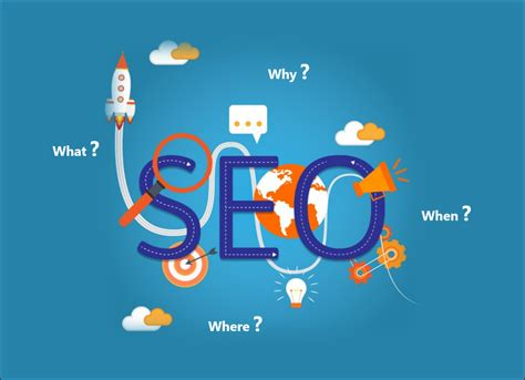 Search Engine Optimization Seo What All About