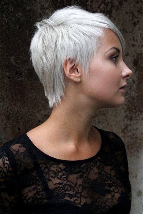 funky short haircuts  women