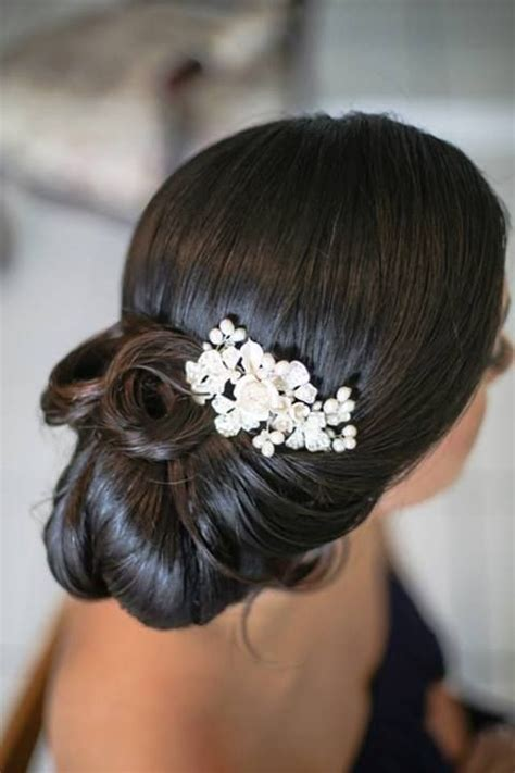 maid  honor hairstyle  hairpiece  wedding