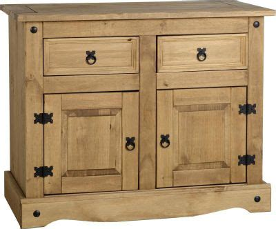 Corona Mexican Pine Sideboard by Buy Corona Mexican 2 Door 2 Drawer Sideboard Distressed
