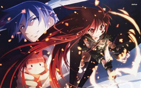 Shana Anime Wallpaper - shakugan no shana wallpapers anime wallpapers desktop