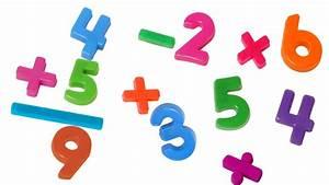 Signos matemáticos Ejemplos de