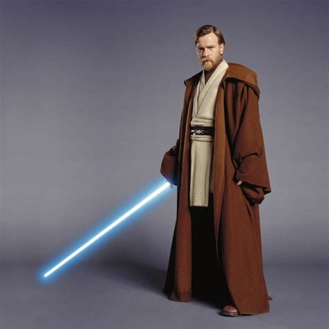 Star Wars Obi-Wan Kenobi Jedi Cloak - The Green Head