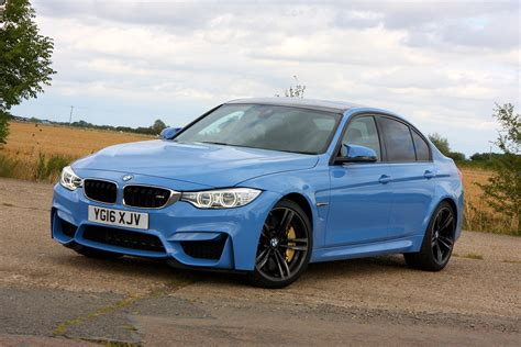 Bmw 3-series M3 Review (2014