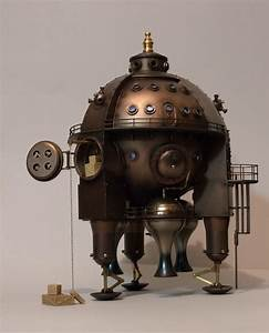 Steampunk Rocketry | The Rocketry Blog