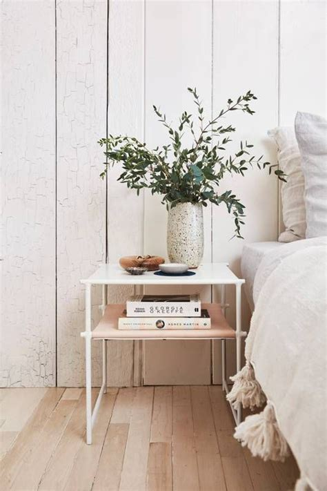 Decorating Ideas Your Bedside Table best 25 minimalist bedside tables ideas on