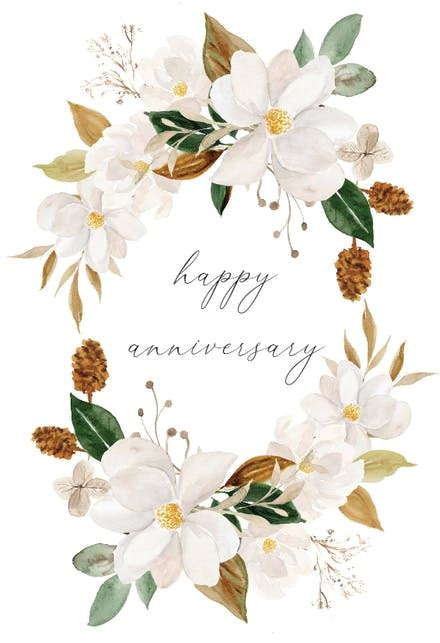 anniversary wedding cards  background