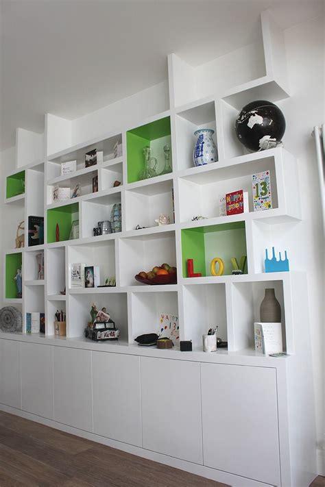 Custom Built Cupboards by 2018 年の Wardrobe Company Floating Shelves Boockcase