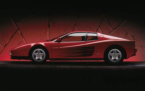 ferrari testarossa used ferrari testarossa super sport cars for sale